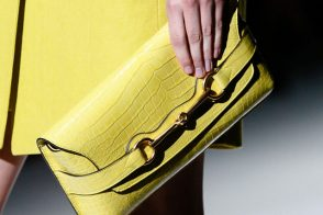 Fashion Week Handbags: Gucci Spring 2013