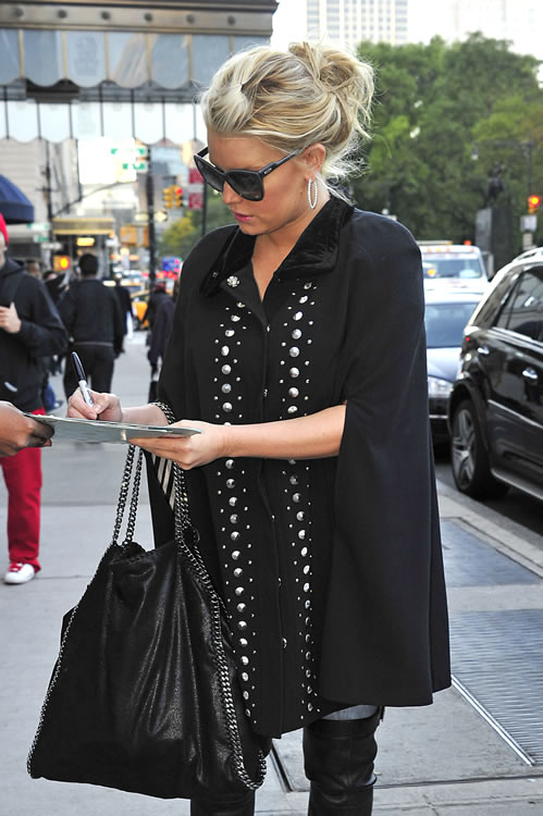 The Many Bags Of Jessica Simpson Purseblog