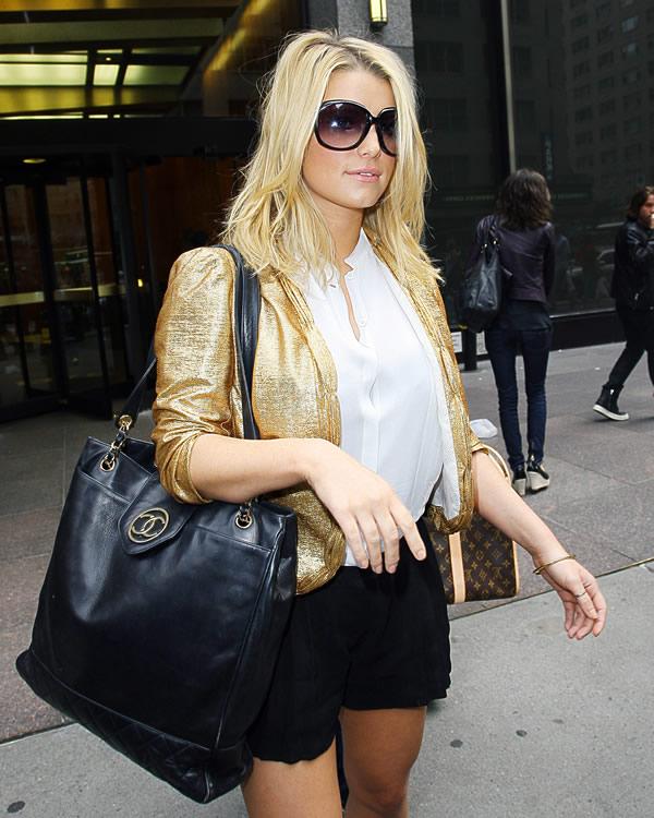 The Many Bags Of Jessica Simpson Purseblog
