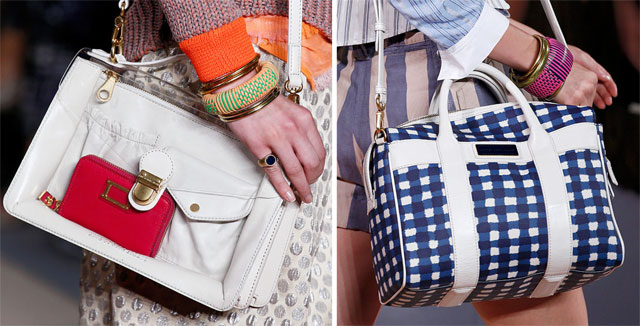 Marc by Marc Jacobs Spring 2013 Handbags