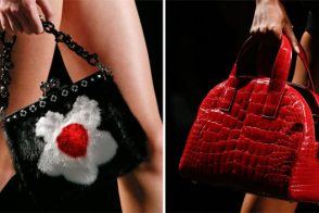 Fashion Week Handbags: Prada Spring 2013