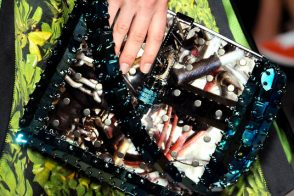 Fashion Week Handbags: Proenza Schouler Spring 2013