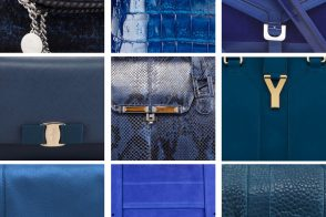 September Birthday Gift Guide: Sapphire Handbags