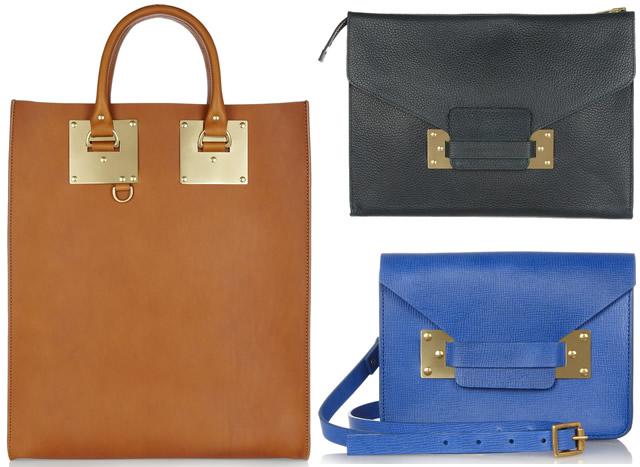 Introducing Sophie Hulme Bags Lazy Placeholder