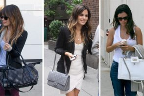 The Many Bags of Rachel Bilson