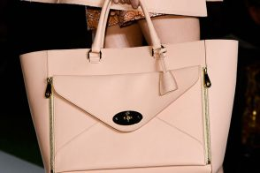 Fashion Week Handbags: Mulberry Spring 2013