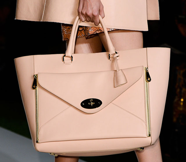 Fashion Week Handbags  Mulberry Spring 2013 - PurseBlog 267d72fd2b24e