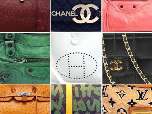 cf1ca0a22958 Chanel, Hermes, Balenciaga, and Louis Vuitton – oh my! All on Rue La La