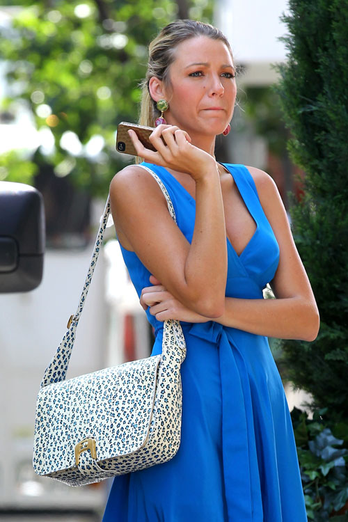 The Many Bags Of Blake Lively Purseblog
