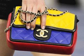 Fashion Week Handbags: Chanel Spring 2013