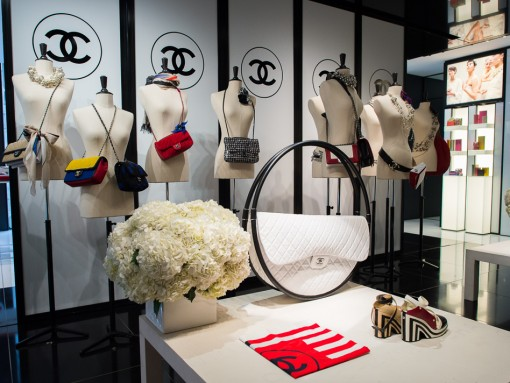 Up close and personal with Chanel Spring 2013 Accessories