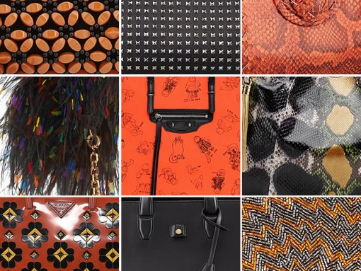 Get in the Halloween spirit (with bags, of course)