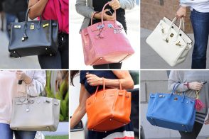 Celebrities and their Hermes Birkin Bags: A Retrospective