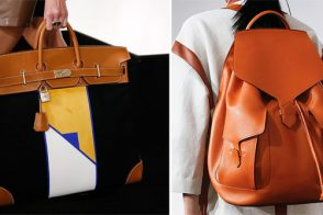 Fashion Week Handbags: Hermes Spring 2013