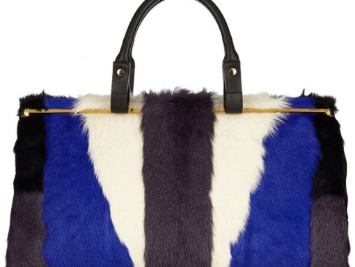 Lanvin's goat fur bag and the weird things that sell out immediately at Net-a-Porter
