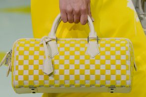 Fashion Week Handbags: Louis Vuitton Spring 2013