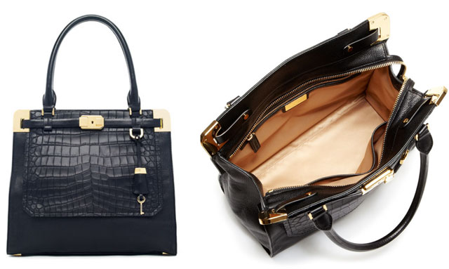 9d65b5196678 The Michael Kors Blake Satchel Bag Knows How To Make Any Girl Swoon ...