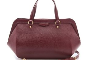 Falls hottest color adorns this hot Marc by Marc Jacobs Bag