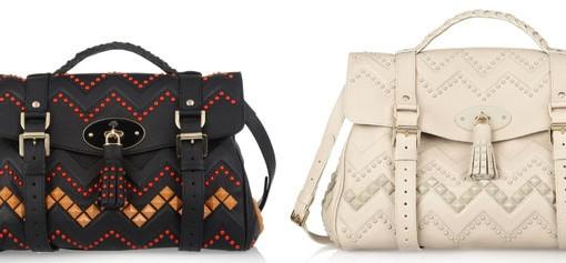 Bag Battles: The Mulberry Zigzag Bag
