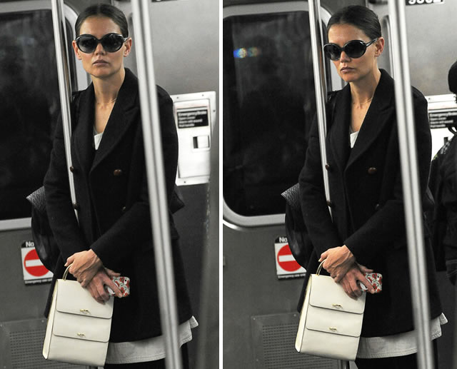 Name that Bag Katie Holmes