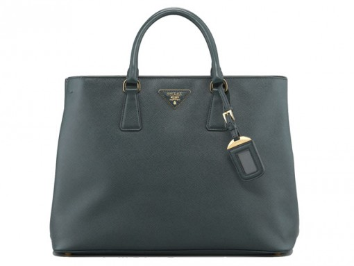 This Classic Prada Tote Won't Steer You Wrong