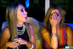 "RHOM: ""You know what? I will hit you with my pocketbook."""