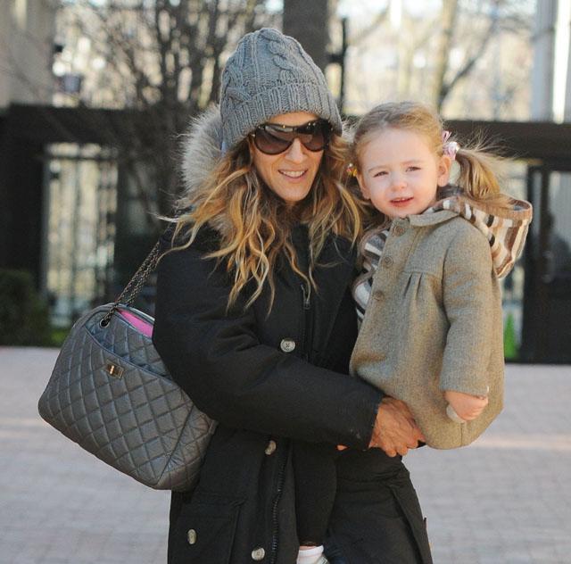 The Many Bags Of Sarah Jessica Parker Purseblog