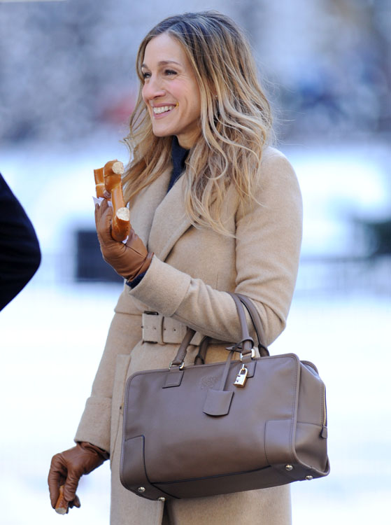 The Many Bags Of Sarah Jessica Parker Purseblog