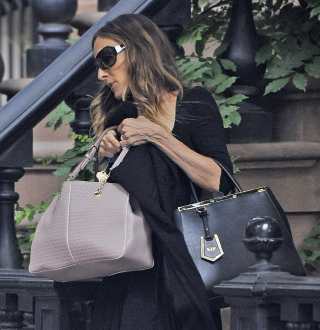 The Many Bags of Sarah Jessica Parker