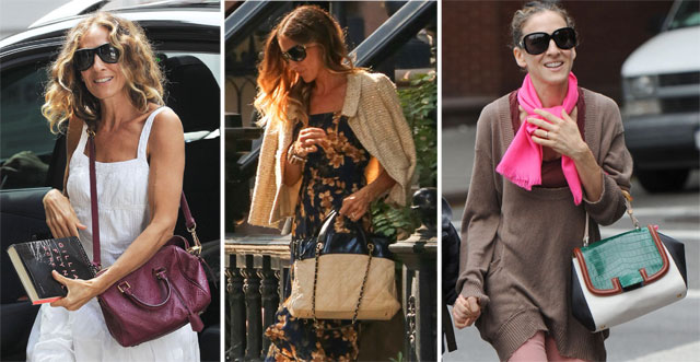 c4ddb689075 The Many Bags of Sarah Jessica Parker - PurseBlog