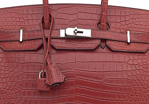 Absolutely gorgeous Hermes Birkins on Moda Operandi from Heritage Auctions