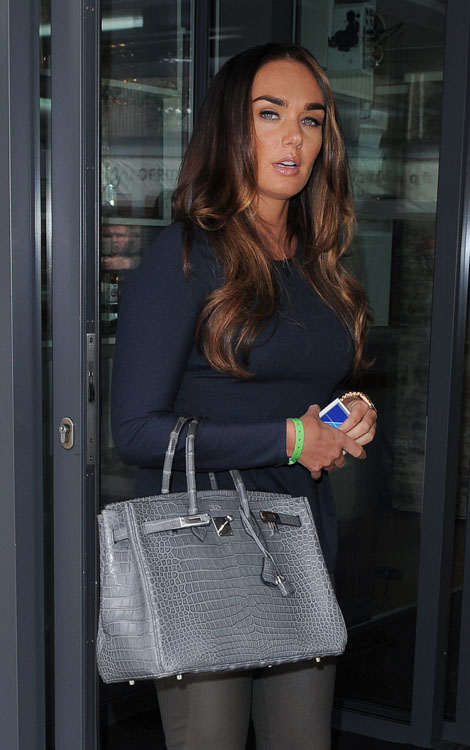 Tamara Ecclestone Carries One Heck Of A Gorgeous Crocodile