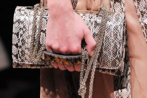 Fashion Week Handbags: Valentino Spring 2013