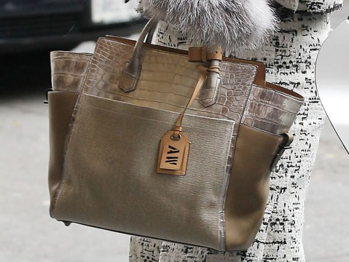 Anna Wintour Custom Reed Krakoff Bag