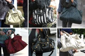 Celebrities and Balenciaga Bags: A Retrospective