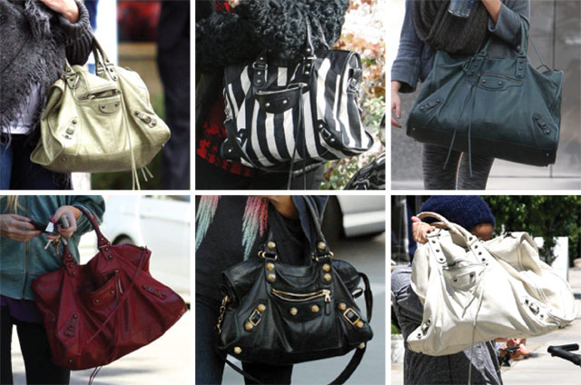 2ff92d2124 Celebrities and Balenciaga Bags  A Retrospective - PurseBlog