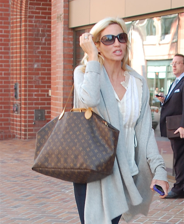 louis vuitton neverfull mm celebrities. The Many Bags Of Real Housewives Beverly Hills Page Louis Vuitton Neverfull Mm Celebrities