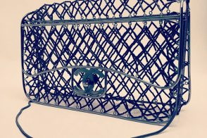 Very Cool: The Chanel Cage Classic Flap Bag