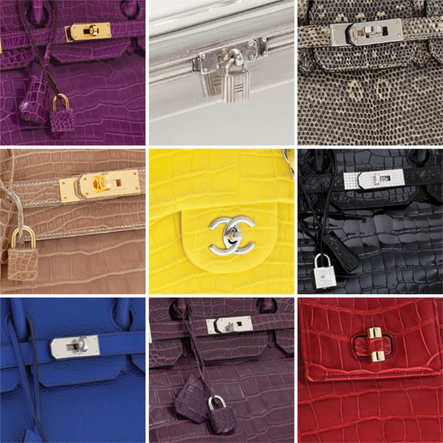 Check out the incredible bags from the Heritage Auctions Handbags