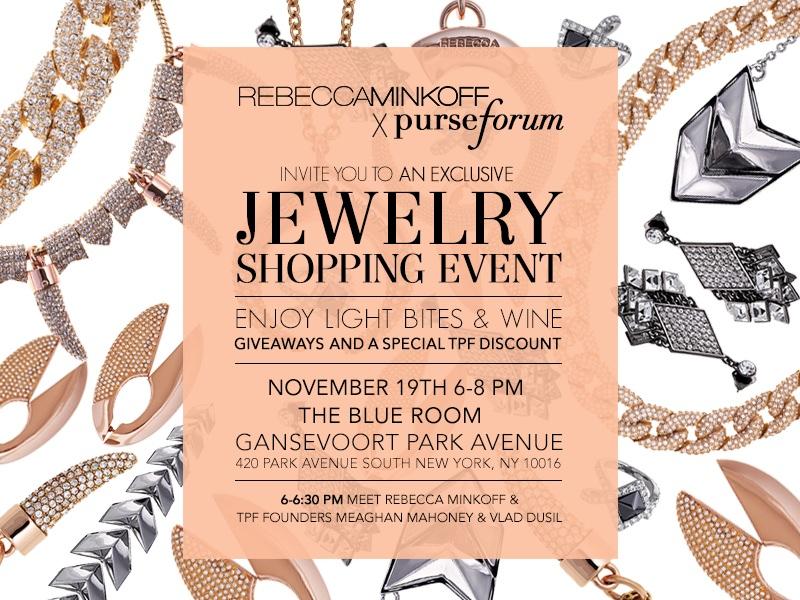 Jewelry Event Purseblog