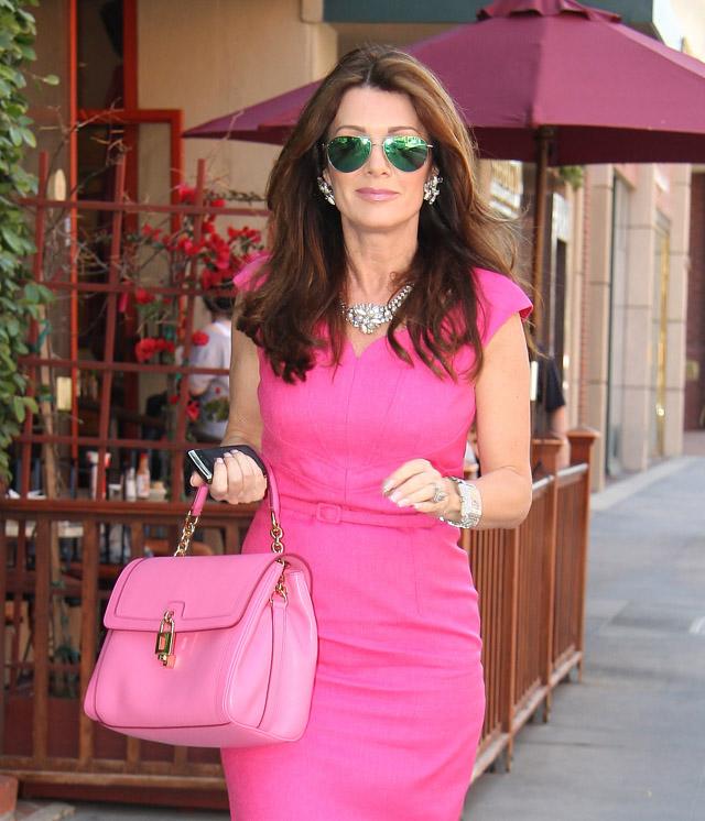 Lisa Vanderpump Pink Dolce