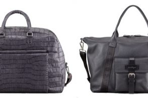 Man Bag Monday: Which are you – suave or sporty?