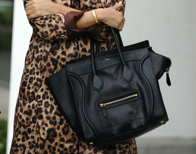 95fd71e44ced Ask Megs: Does the Celine Luggage Tote have staying power? - PurseBlog