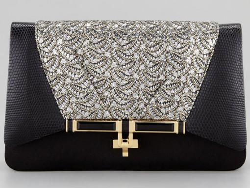 Kara Ross Priscilla Clutch