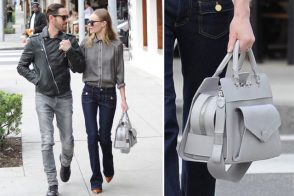 Kate Bosworth is among the first celebs to carry the Proenza Schouler PS13