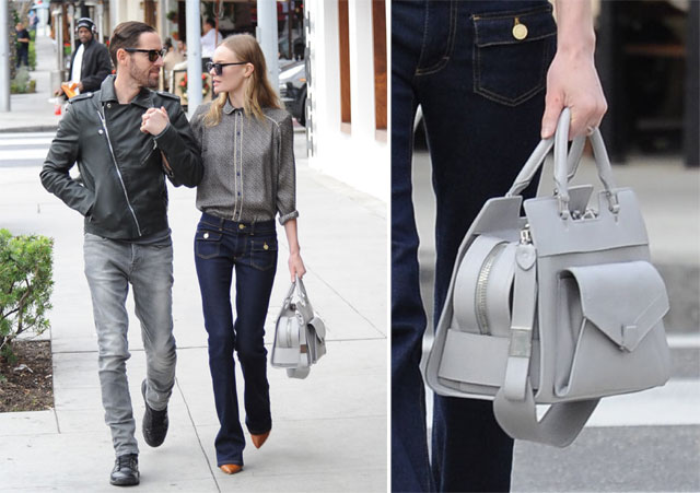Kate Bosworth carries the Proenza Schouler PS13 (5)