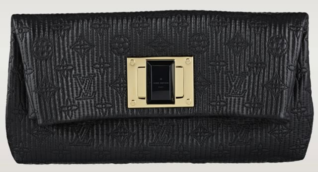 520e3e0ecd9f Behold the perfect clutch for holiday parties  the Louis Vuitton ...