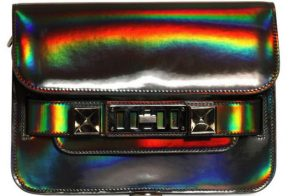 The Proenza Schouler Holographic PS11 has arrived