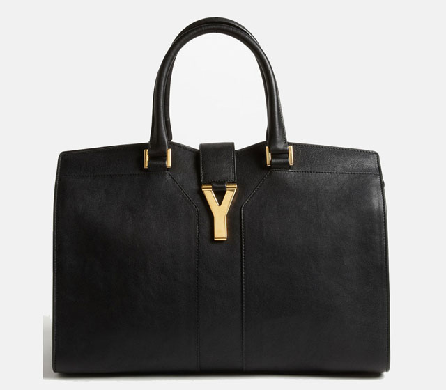 yves saint laurent chyc shoulder bag - Yves Saint Laurent Cabas ChYc will stick around after Saint ...
