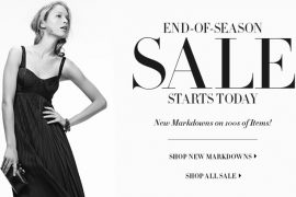 The ShopBop End-of-Season Sale Starts Now!
